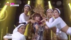 GOD (150502 Music Core) - Jimin (AOA)