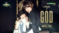GOD (150506 Show Champion) - Jimin (AOA)
