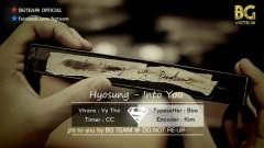 Into You (Vietsub) - Hyosung (Secret)