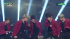 Might Just Die (150605 Music Bank) - History