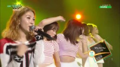 Who Are You (150529 Music Bank)