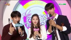 Might Just Die (150613 Music Core) - History