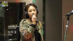 Snow Flower (150403 MBC Radio) - Yoo Seung Eun