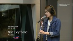 Not-Boyfriend (150402 MBC Radio)