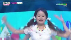 Boo Boo Boo (150617 Show Champion) - Baby Boo