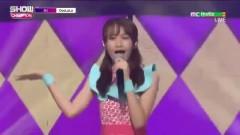 OooLaLa (150617 Show Champion) - BU