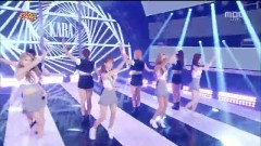 Cupid (150620 Music Core) - KARA