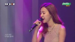 True Love (150623 The Show) - Lee Ji Hye