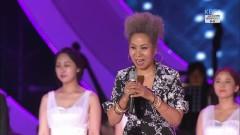Butterfly (150628 KBS Open Concert) - Insooni, BESTie