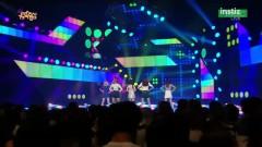 Comeback Next Week (150627 Music Core) - 4TEN, NS Yoon Ji