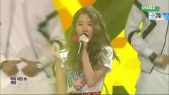 #LoveMe (150705 Inkigayo) - Melody Day