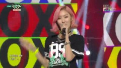 XOX (150731 Music Bank) - Z.Hera