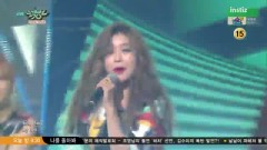 Ring My Bell (150724 Music Bank) - Girl's Day