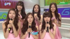 Comeback Interview (150726 Inkigayo) - G-Friend