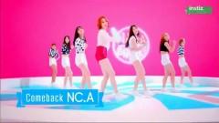 Vanilla Shake (150726 Inkigayo) - NC.A