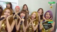 Comeback Interview (150724 Music Bank) - GFRIEND, SONAMOO