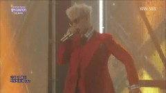 Zutter (150809 Inkigayo) - GD&TOP