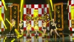 Cushion (150814 Music Bank) - Sonamoo