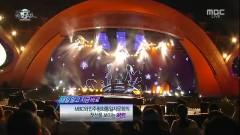 Duet Song (150814 Dmz Peace Concert 2015) - Hoya, Jeong Eun Ji