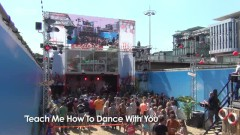 Teach Me How To Dance With You (Live At Q-music)
