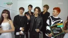 Comeback Interview (150904 Music Bank) - Big Star