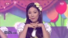 Dream Candy (150906 Inkigayo)