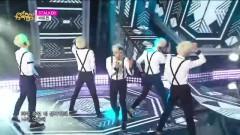 Stalker (150905 Music Core) - Beat Win
