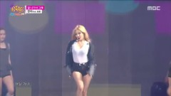 Because I'm The Best (150912 Music Core) - Hyuna
