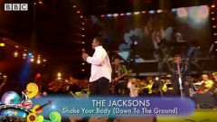 Shake Your Body (BBC Proms In The Park - Glasgow) - The Jacksons