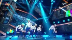 Stalker (150829 Music Core) - Beat Win
