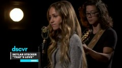 That's Love (Live) - Skylar Stecker