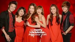 Liên Khúc Merry Christmas And Happy New Year - Hồ Ngọc Hà, Team Hồ Ngọc Hà