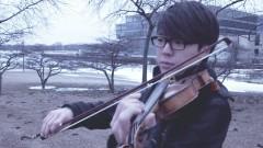 Let It Go (Violin Cover) (Frozen OST) - Jun Sung Ahn