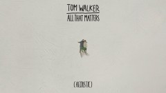 All That Matters (Acoustic) [Audio] - Tom Walker