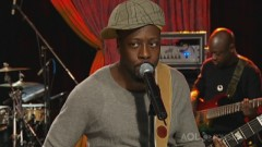 Slow Down (Sessions @ AOL 2007) - Wyclef Jean
