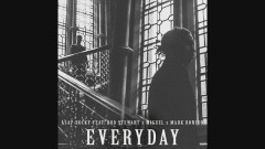 Everyday (Audio) - A$AP Rocky, Rod Stewart, Miguel, Mark Ronson
