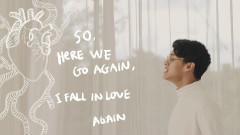 Here We Go Again / Fanboi (Lyric Video) - Ardhito Pramono