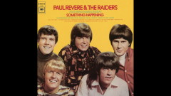 Theme from It's Happening (Audio) - Paul Revere & The Raiders
