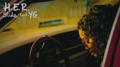 Slide (Audio) - H.E.R., YG