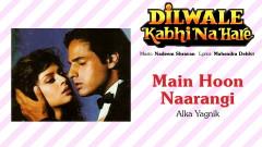 Main Hoon Naarangi (Pseudo Video) - Nadeem Shravan, Alka Yagnik