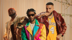 Blessings REMIX (Official Video) - Angel, French Montana, Davido