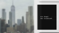 Engel der Großstadt (Offizielles Lyric Video) - Sebastian Raetzel