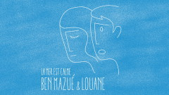 La mer est calme (Audio) - Ben Mazúe, Louane