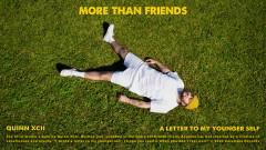 More Than Friends (Official Audio) - Quinn XCII