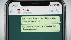 Chiama me - Daniel Cosmic
