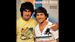 Cantos do Rio (Pseudo Video) - Fagner, Zico