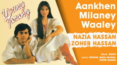 Aankhen Milaney Waaley (Pseudo Video) - Nazia Hassan, Zoheb Hassan