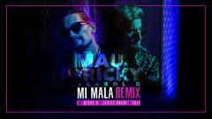 Mi Mala (Remix - Audio) - Mau Y Ricky, Karol G, Becky G, Leslie Grace, Lali