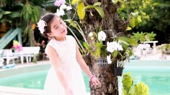 Chị Thương Em Lắm - Bé Trang Thư, Bé Nguyên Khang
