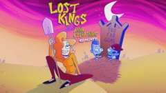 Too Far Gone (Wild Cards Remix (Audio)) - Lost Kings, Anna Clendening